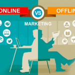 تفاوت بازار فیزیکی و اینترنتی